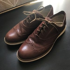 Cole haans women's GrandEvolution Wingtip Oxford